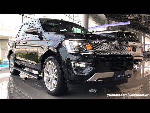 Ford Expedition Platinum U553 2019 | Real-life review