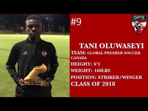 Tani Oluwaseyi GPS Academy Canada highlights  (2000)