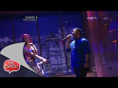 The Comment - Penampilan Mulan Jameela dan Mike Mohede menyanyikan lagu Tiada Kata