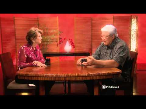 """LONG STORY SHORT WITH LESLIE WILCOX: """"Dr. Tusi"""" Avegalio 
