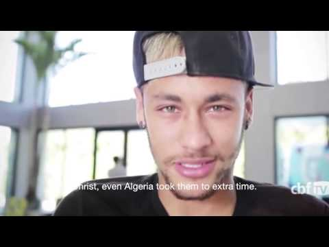 Neymar Jr Message After   Defeat To Germany Brazil