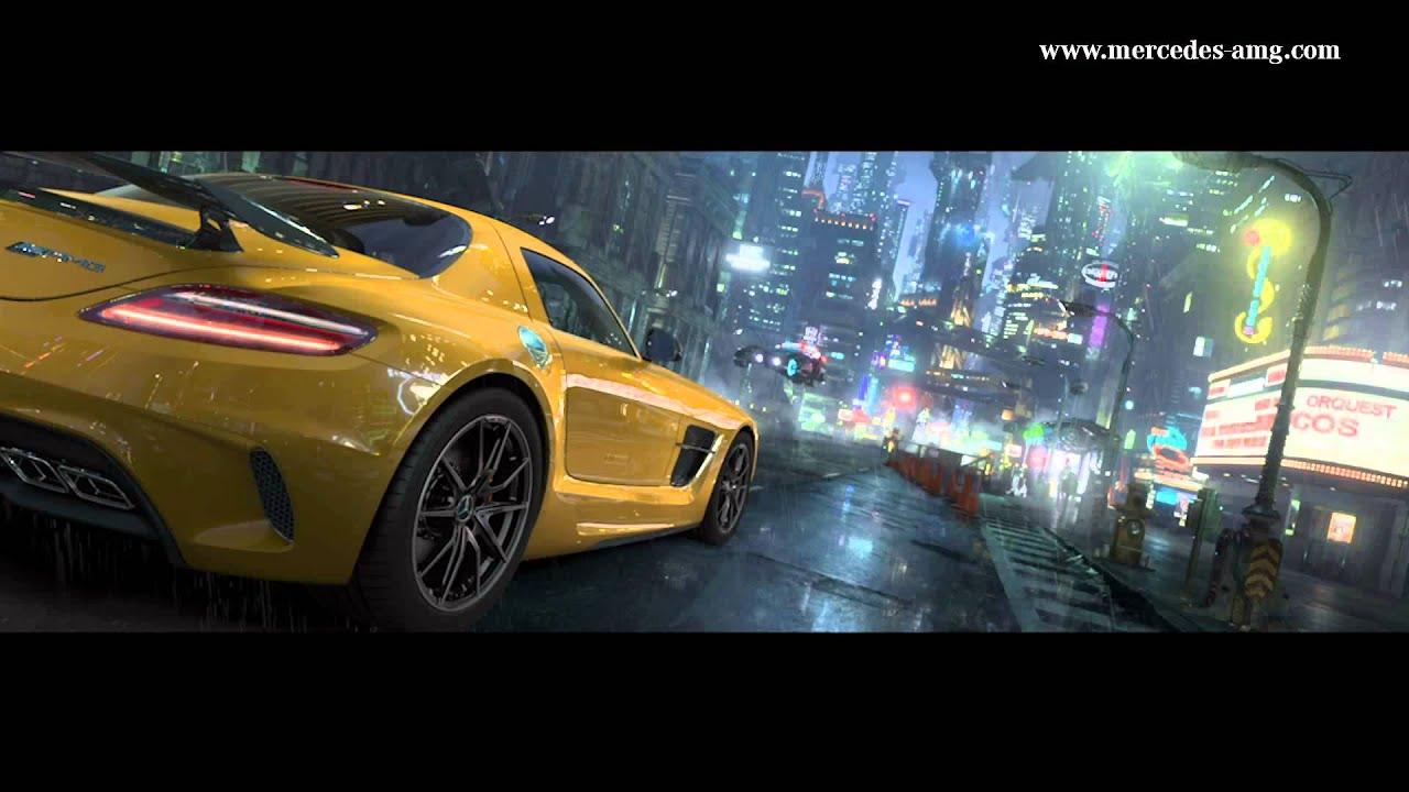 Mercedes SLS AMG Black Series 2013 Commercial Brochure Carjam TV HD Car Show