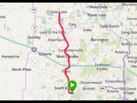 GoPro Cycling: Part 1 of 2: Illinois Prairie Trail and Fox R