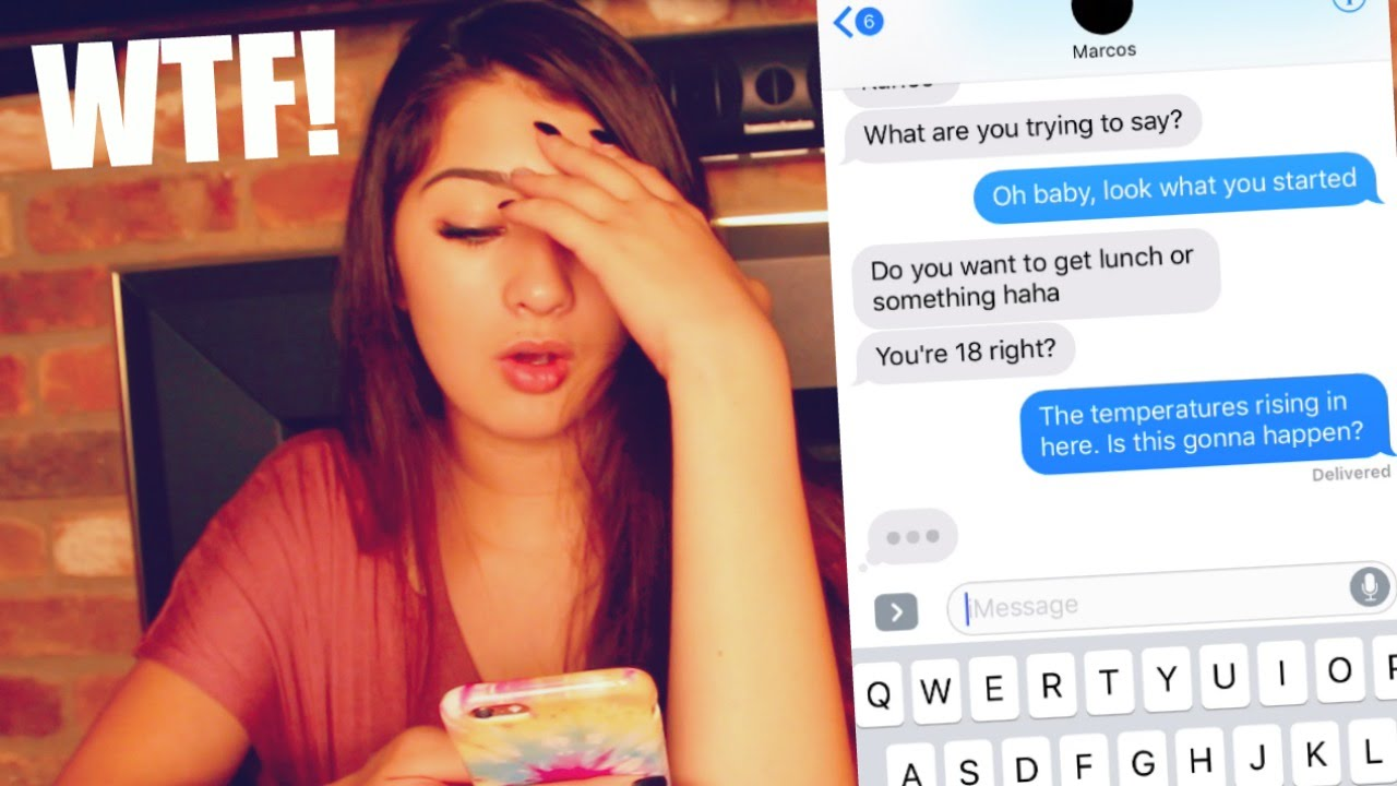 dating goes wrong Dating valentine's day surprise goes hilariously wrong duncan thought he was being romantic by booking his girlfriend tickets to a concert, but he stuffed it up completely.