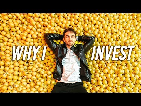 Why I Invest In The Stock Market (Why Dividends Matter)