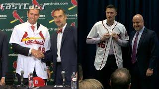 MLB.com FastCast: Goldy, Corbin don new unis - 12/7/18