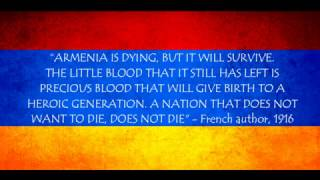 The Armenian Genocide - April 24 1915