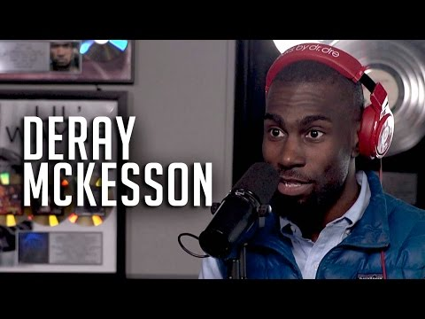 Deray McKesson Talks About His Plan for Baltimore, The Illuminati + Meeting President Obama