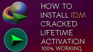 Internet Download Manager activation key lifetime 2018