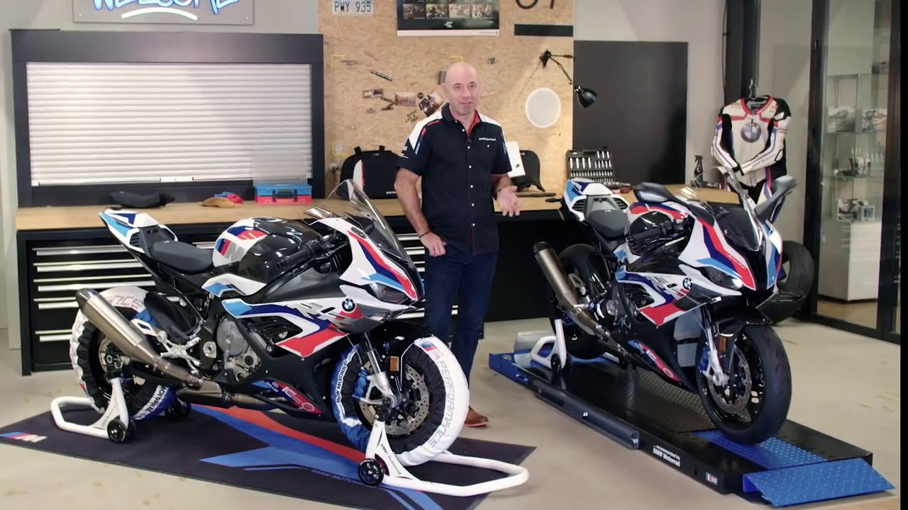 Download The new BMW M1000RR MRR