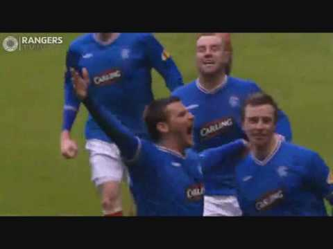 Lee McCulloch Silences The Taigs