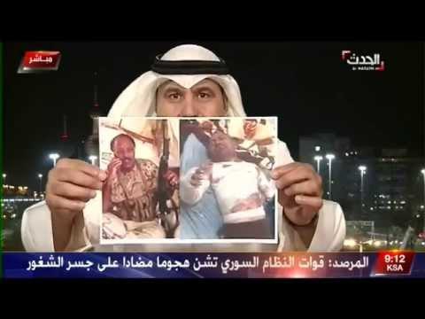 علي عبدالله صالح بعد القصف من قلب الحدث اليمني Youtube