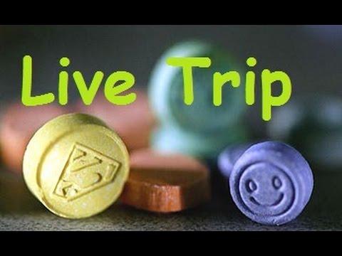 Ecstasy Live Trip (MDMA) German
