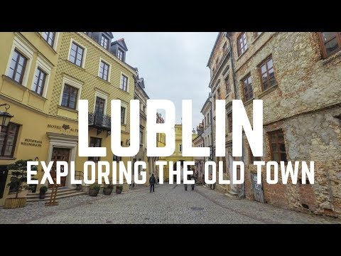 Lublin, Poland: Exploring the Old Town & Castle