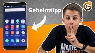 Meizu 15 Deutsch - Bestes Smartphone für 350 Euro! AMOLED Leistungskracher / Review   China-Gadgets