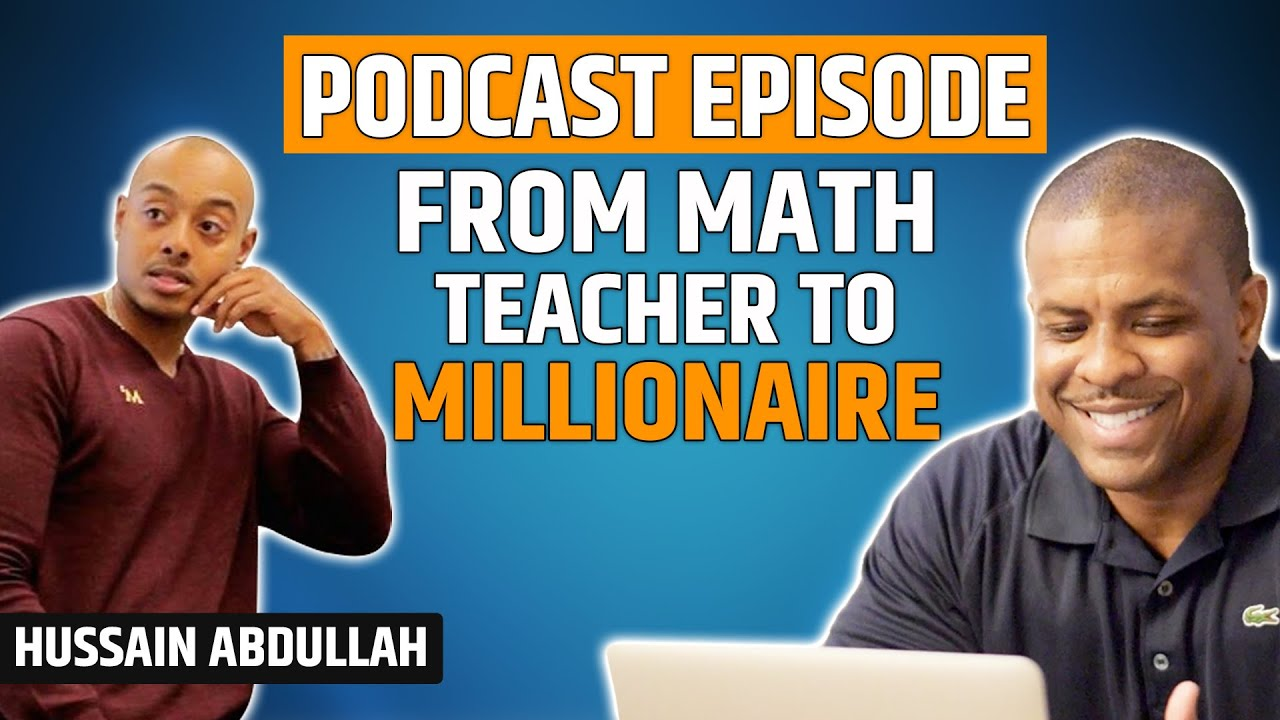 From Math Teacher to Millionaire Real Estate Investor