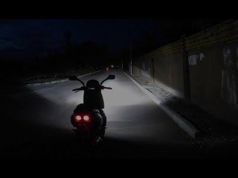 Плохой свет на скутере? Нет вообще? Очень редкая поломка!!!