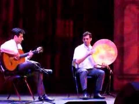 Mahyar(Guitar)/Saro(Daf)
