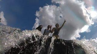 Самый широкий водопад Европы / Валера ! Я тону ! / Пещеры города Кулдига / Влог №2
