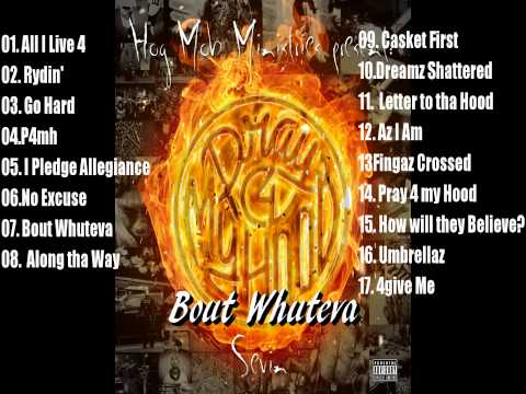 Sevin - Pray 4 my Hood (Full Album)