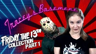 Friday the 13th Collection Part 1 - The Movies, Blu Ray Box Set, Crystal Lake Memories and more