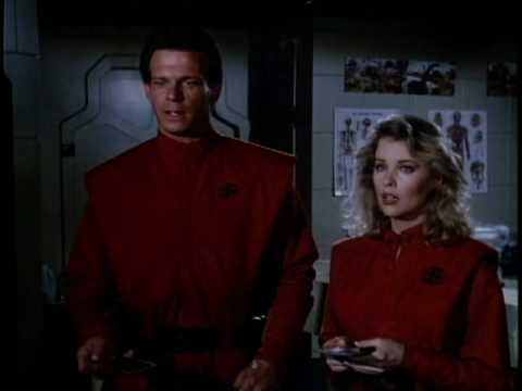 Jane Badler  Diana V The Series Mike and Julie Unmasked