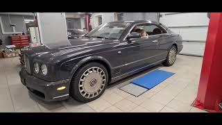 Bentley Brooklands-авто для очень богатых(полная версия)
