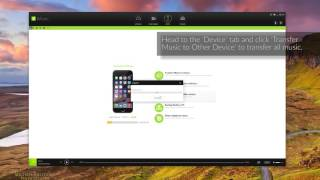 Transfer Music from iPhone/iPod/iPad to Android with iMusic for Windows