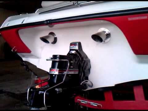 crownline with corsa captains call