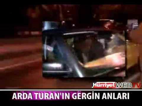 ARDA TURAN MAGAZİNCİLERİ TERSLEDİ !