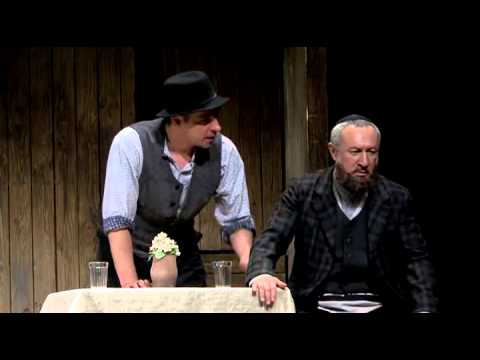 """Семен Фурман, """"Поминальная Молитва"""",  часть 1, по пьесе Григория Горина"""