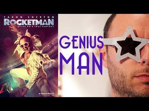 ROCKETMAN - Critique ! Un Biopic Psychanalytique