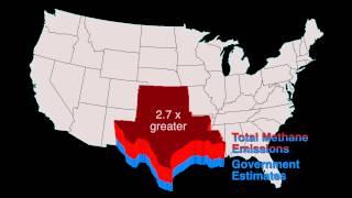 Methane Emissions Vastly Surpass Previous Estimates