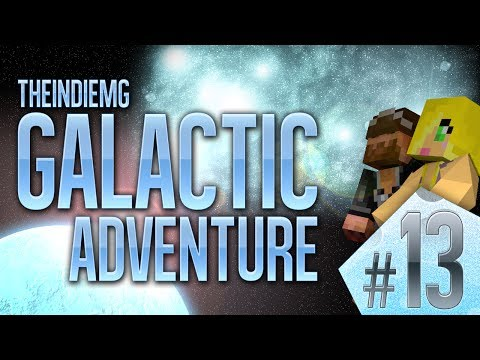 """Minecraft: Galacticcraft - Galactic Adventure Episode #13 - """"What life is About"""" (HD)"""