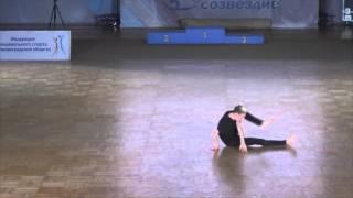 Участник шоу ТАНЦЫ на ТНТ Гость ARTA CUP 2016