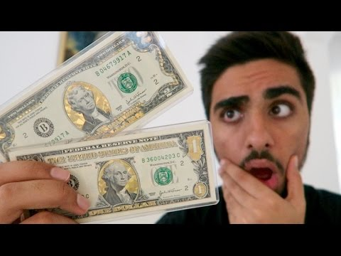 GOLD Plated DOLLARS !!! *RARE & EXPENSIVE*