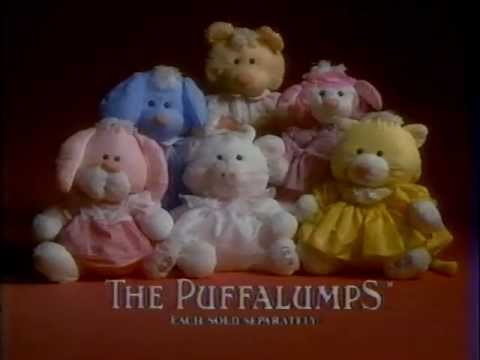 Puffalumps Commercial 1987