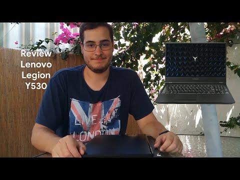 REVIEW LENOVO LEGION Y530 - Un portátil bastante polivalente