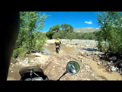 Vegas to Caliente NV and back Off-road Adventure (350 miles/ 12 hours ride)