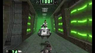 Disruptor (PSX) - Map 01 (The Gauntlet)