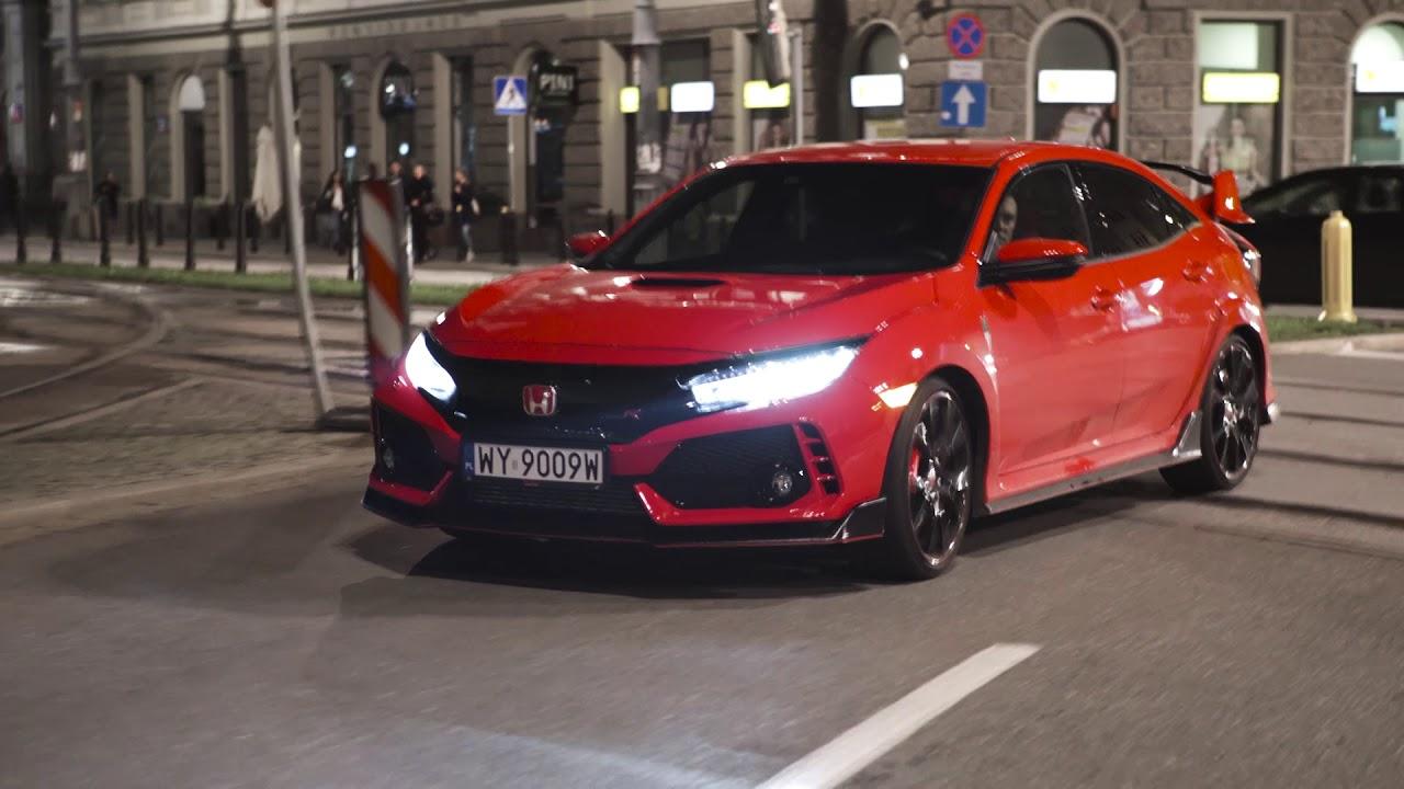 Honda Civic X Type R Prezentacja Modelu Youtube