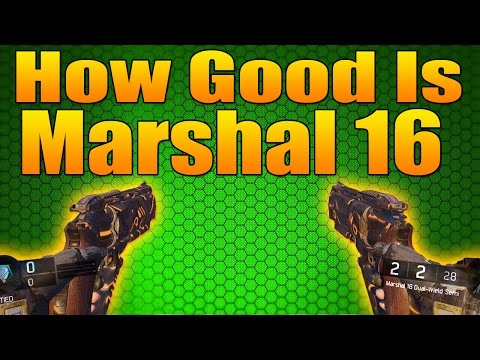 How Good Is the Marshal 16 Shotgun Pistol? (Black Ops 3 Weapon Stats and Analysis)