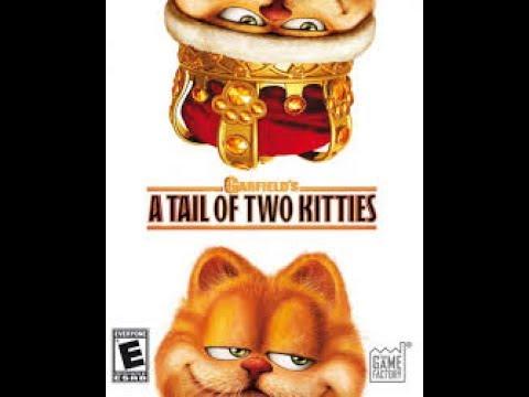 Speedrun Garfield : A Tail Of Two Kitties