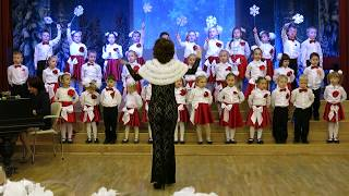 Музыкальная радуга -  Белые снежинки
