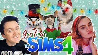 ما هذا؟! - Sims 4 الميلاد خلق الحيوانات الأليفة - ث/Steph0sims