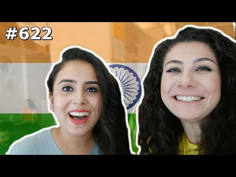 INDIAN FOOD DELHI WITH BEAUTIFULFOODIE DAY 622 | TRAVEL VLOG IV