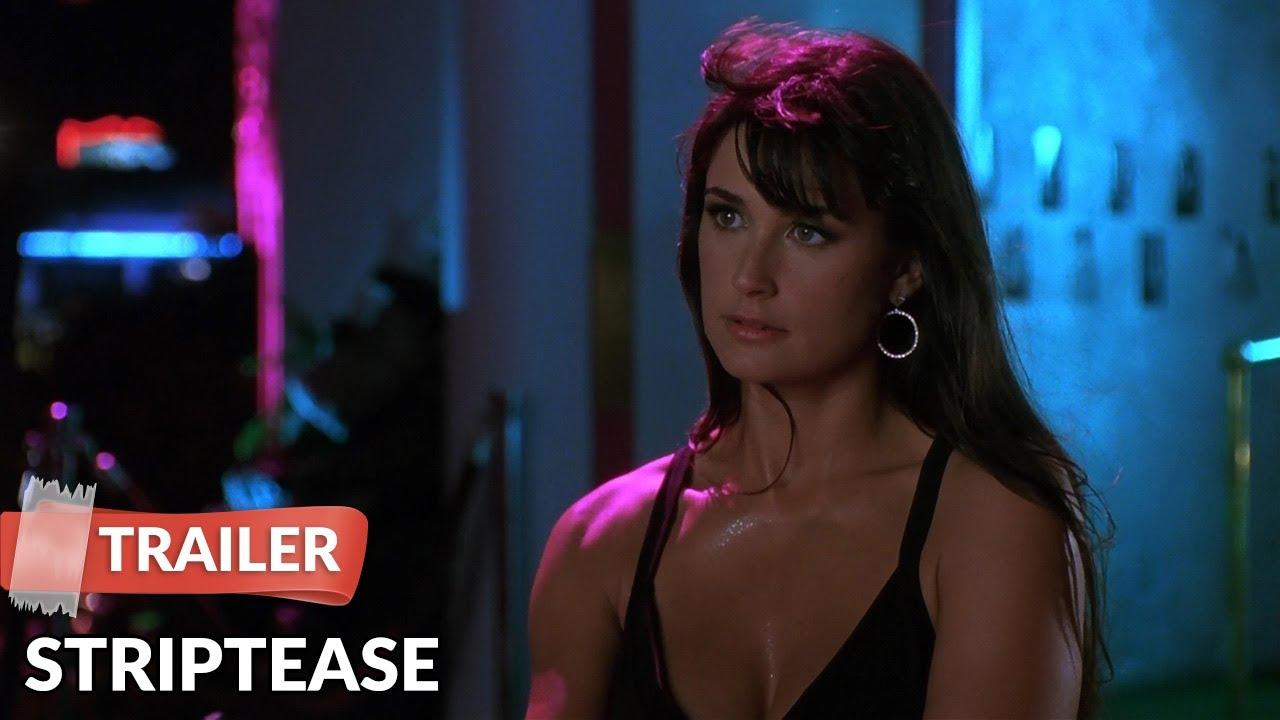 Striptease 1996 Trailer Hd Demi Moore Burt Reynolds