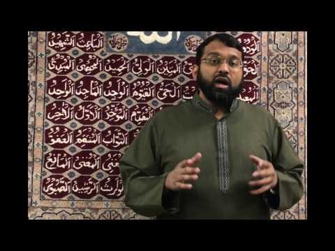 Urgent appeal to Muslims in Memphis - We Belong Here Vigil (Sh. Dr. Yasir Qadhi)