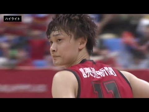 【B1ハイライト】04/21 富山 vs 三遠(18-19 B1第36節)