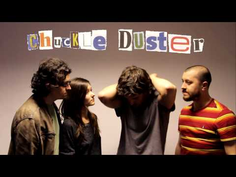 Chuckle Dusters get Jack Donnelly topless